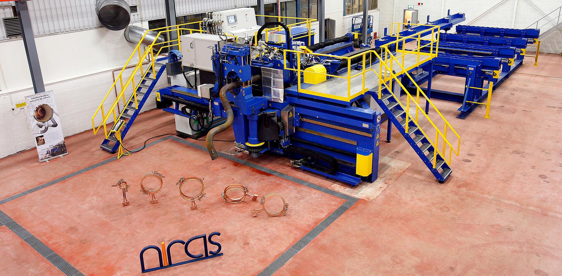 Niras – World class induction bending